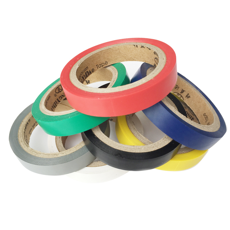 ZARSIA 10PCS Stick Racket Tape Over Grip Adhesive Reel Viscosity Sealing Tape For Tennis Badminton Racket Overgrips
