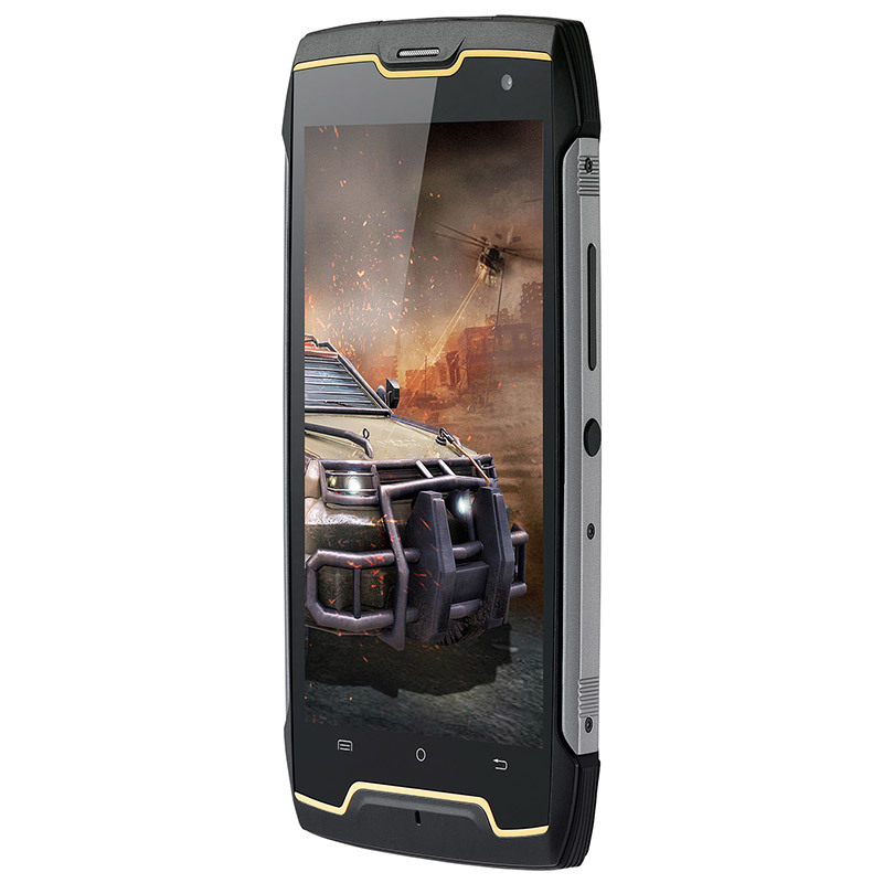 Cubot Kingkong IP68 Waterproof shockproof mobile phone 5.0 MT6580 Quad Core Android 7.0 Smartphone 2GB RAM 16GB ROM Cell Phones - 3