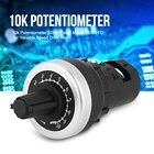 Variable Speed Drive potentiometer 10k potentiometer Panel Mount VSD Potentiometer VFD for Variable Speed Drive Invert LA42DWQ