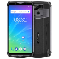 Ulefone Power 5S 4G Smartphone 6.0'' Android 8.1 MTK6763 Octa Core 4GB 64GB 21.0MP+5.0MP Fingerprint Sensor 13000mAh Cellphones