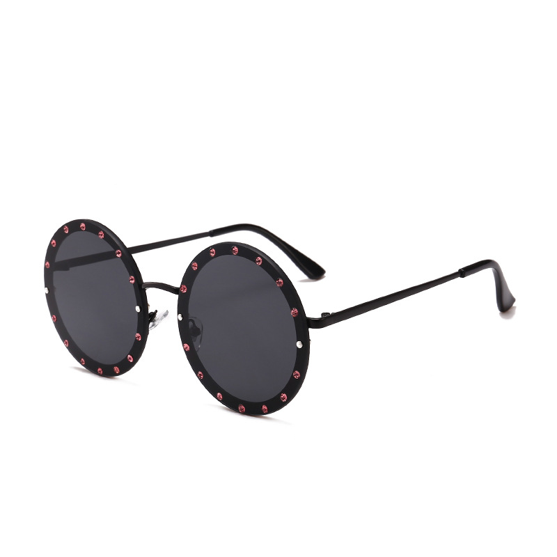 8 12 Gläser Sonnenbrille Polarisierte Big Box 10 7 Neue 11 2019 5 Sunglassesaap43 Runde Weibliche Gesicht 9 6 wOqTOAxt