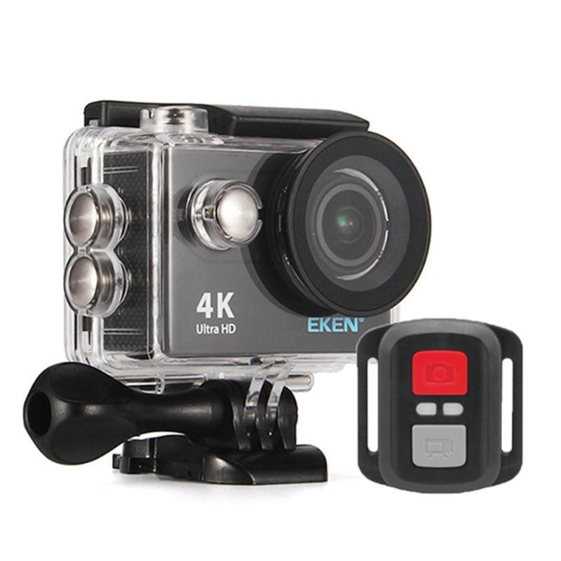 Eken H9R Экшн-камера cверхвысокая чёткость 4k 5MP 25FPS WiFi 2,0 170D подводный водостойкий шлем видео запись камера s HD Спортивная камера