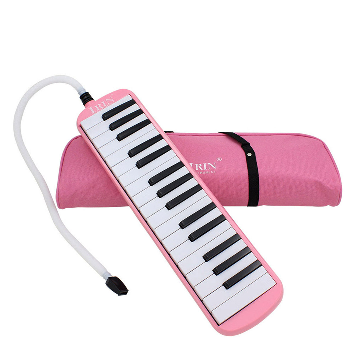 32 Keys Electronic Melodica Harmonica Keyboard Durable Musical Instruments Performance  With Handbag