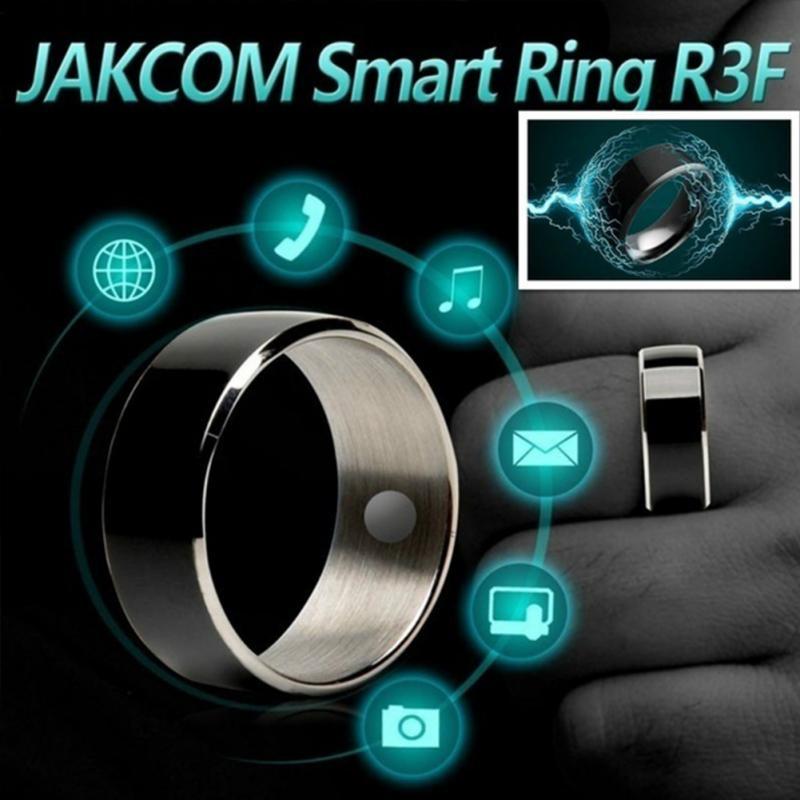 NFC Multifunctional Waterproof Intelligent Smart Ring 3