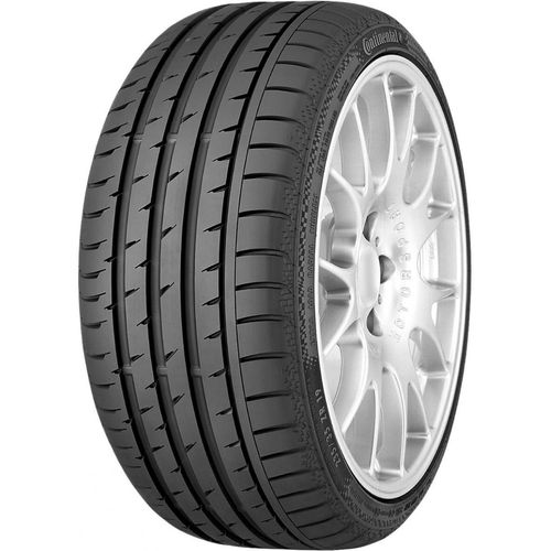 CONTINENTAL ContiSportContact 3 245/45R19 98W FR SSR * мото шлем icon ic 01 alliance ssr mainframe domain