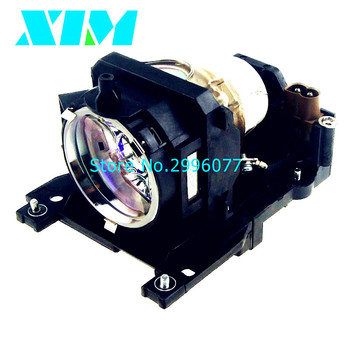 DT00841 Replacement Bulb/Lamp with Housing for HITACHI CP-X200 CP-X205 CP-X305 CP-X300WF CP-X308 CP-X400 CP-X417 ED-X30 ED-X32 цена 2017