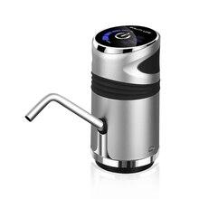 Interruptor bebendo da garrafa do galão do distribuidor do botão da bomba de água elétrica automática para o dispositivo de bombeamento de água