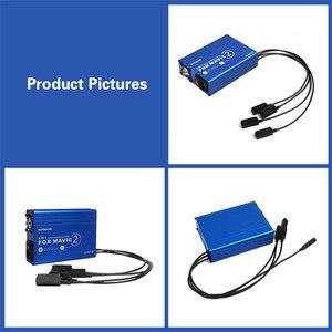 Image 2 - Moyeu de chargeur 6 en 1 pour chargeur rapide de batterie Mavic 2 DJI Mavic 2 accessoires de chargeur de Drone de moyeu de charge parallèle Pro/Zoom