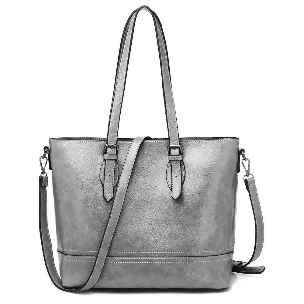 Bolsa de couro genuíno moda mulher bolsa grande verão bolsa feminina vintage ombro retro bolsa de ombro crossbody menina c829