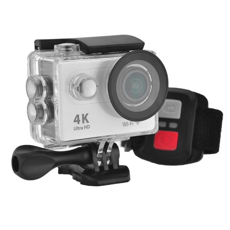 ALLOYSEED H9R 1080P 2.0inch 12MP Action Camera Waterproof 4K WIFI Travel Sport