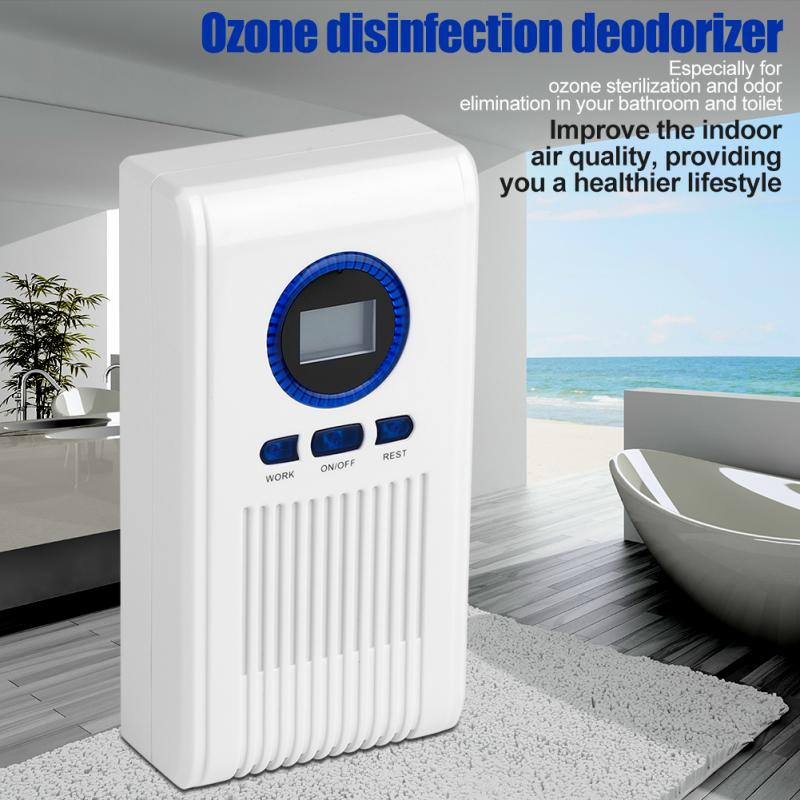Ozone Generator Purifier Ozone Ionizer Portable Air Purifier Plug In Ozone Air Purifier Home Office Hotel Pet Odor EliminatorOzone Generator Purifier Ozone Ionizer Portable Air Purifier Plug In Ozone Air Purifier Home Office Hotel Pet Odor Eliminator