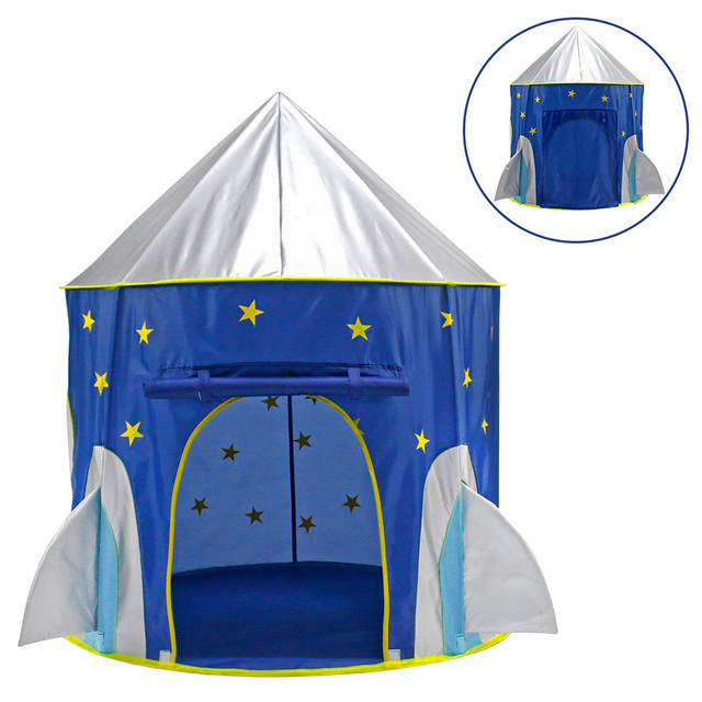 cheap for discount cfee7 03ef7 US $31.39 |Children Play Tent Playhouse Wigwam Party Gift Castle House Kids  Christmas 2018-in Toy Tents from Toys & Hobbies on Aliexpress.com | ...
