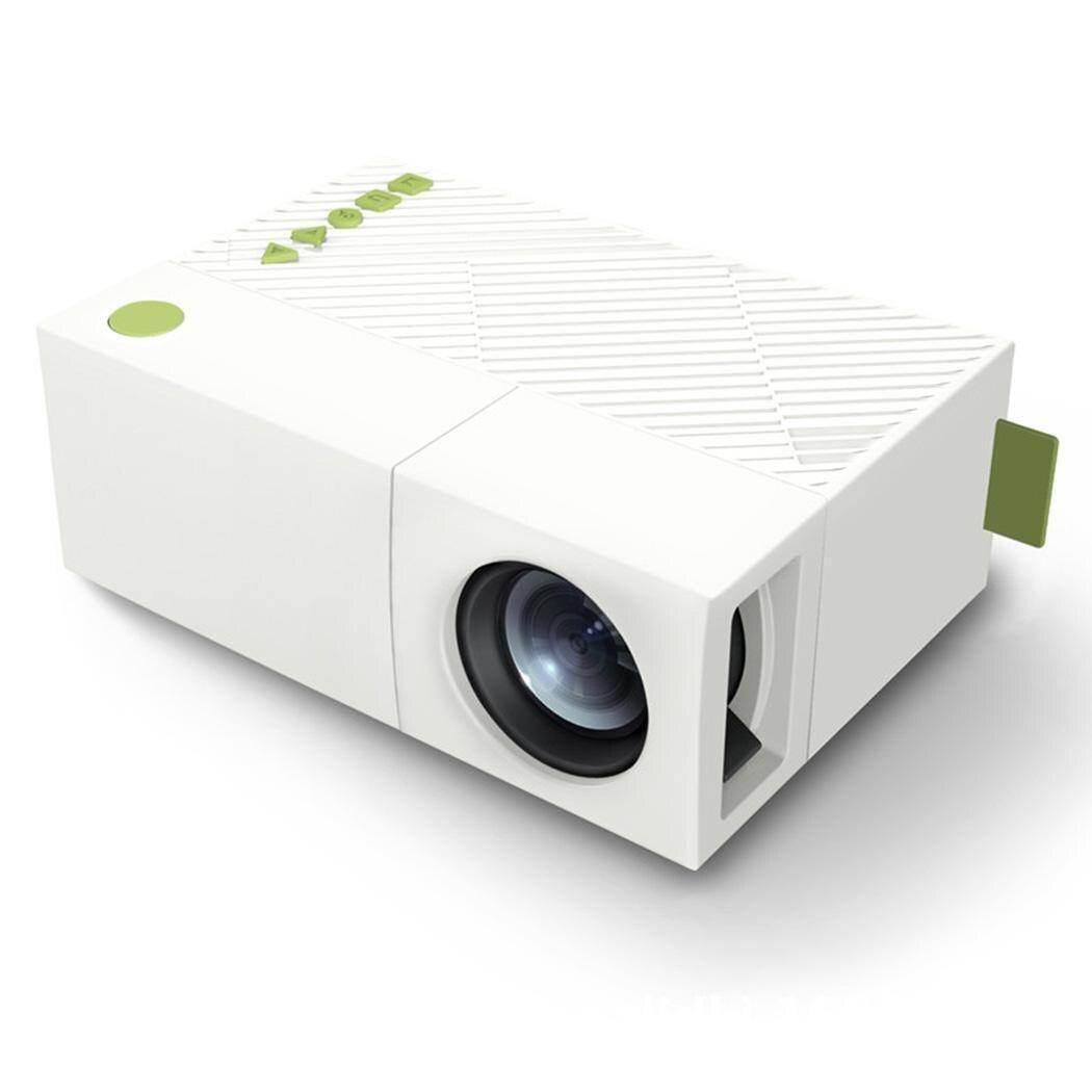 Mini YG310 Home LED Portable Entertainment Miniature HD ProjectorMini YG310 Home LED Portable Entertainment Miniature HD Projector