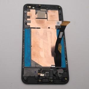 """Image 4 - Original Für 5.2 """"HTC U spielen LCD Display + Touch Screen Digitizer Montage Für HTC U spielen Display Mit rahmen + Home Taste + Werkzeuge"""