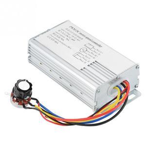 Image 4 - 4000W lineare sotto carico metallo DC Motor Controller DC 12V 60V 70A regolatore di controllo azionamento regolabile PWM regolatore di velocità del motore