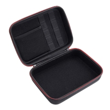 Eva Hard Storage Case Protective Cover Compatible For Zoom H1, H2N, H5, H4N, H6, F8, Q8 Recording Pen Black
