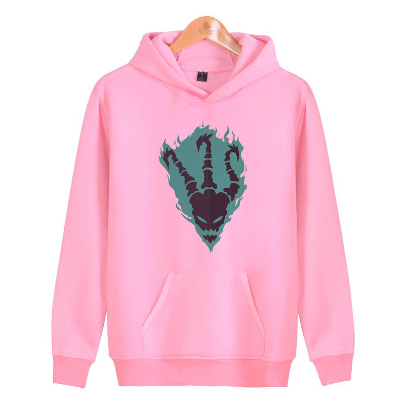League Of Legends 2019 New Fashion Cool Sweatshirt Hoodies Men 3D Print Cosplay Hot Style Streetwear Long Sleeve Clothing N7565
