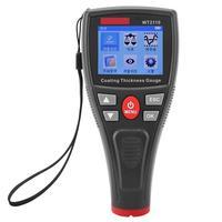 WT2110 Mini Digital Coating Film Thickness Gauge Meter Paint Test 100 240V