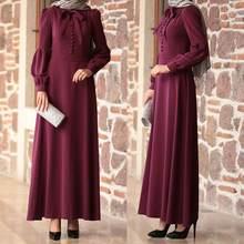 Celmia 2019 Vintage Maxi Long Dress Women Sleeve Elegant Bow Tie Belted Ankle-length Wedding Party Vestidos Plus Size