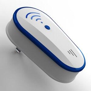 Image 4 - Wielofunkcyjny ultradźwięki przeciw komarom odstraszacz owadów szczur mysz karaluch Pest odrzuć odstraszacz ue/US Plug repelent Killer