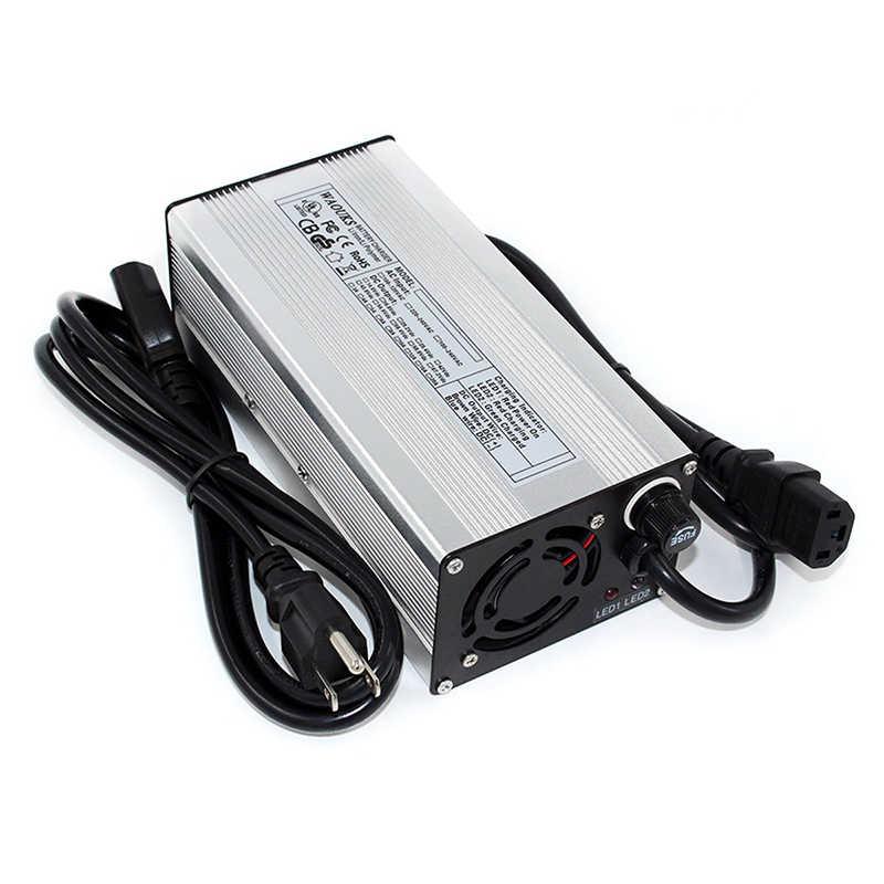 12,6 в 20А зарядное устройство Быстрая зарядка полностью заряженный авто-стоп для 3S 11,1 в 12 В литий-ионный/Lipo аккумулятор