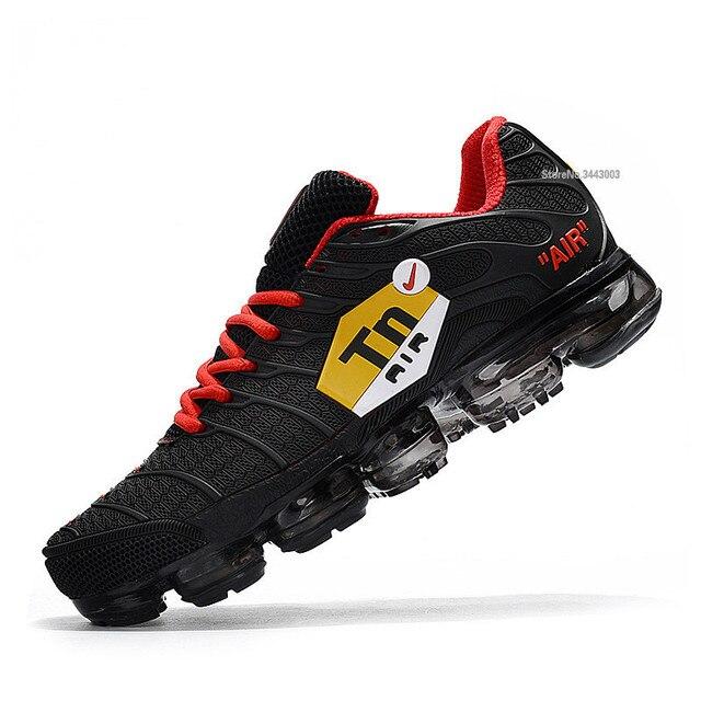 10219271777e 2018 Official Nike VaporMax TN Joint Men Running Shoes