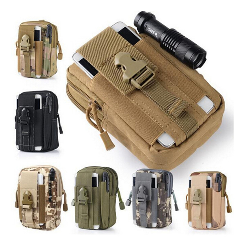 Tactical Pouch Molle Hunting Bags Belt Waist Bag Military Fanny Pack Outdoor Pouches Phone Case Pocket For Iphone 7Tactical Pouch Molle Hunting Bags Belt Waist Bag Military Fanny Pack Outdoor Pouches Phone Case Pocket For Iphone 7
