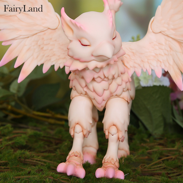 Free Shipping Fairyland Hippogriff Rus Fantasy Art Line Doll BJD 1/7 Fashion Elf Ball Jointed Doll Unique Gift Hybrid Oueneifs