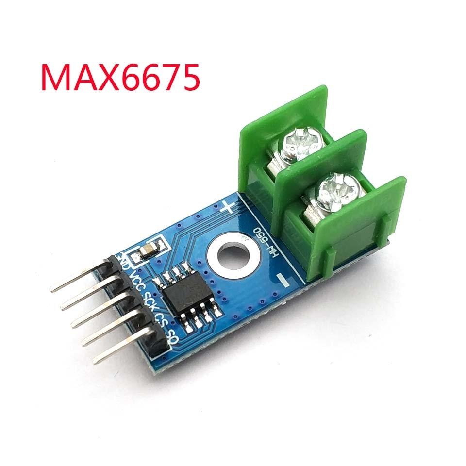 MAX6675 Type Thermocouple Temperature Sensor Temperature 0-800 Degrees Module