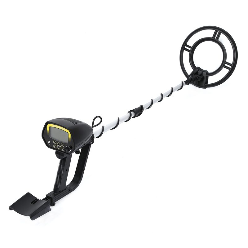 Underground Metal Detector MD4060 Waterproof Jewelry Treasure Hunting Gold Digger Hunter Adjustable Metal Finder
