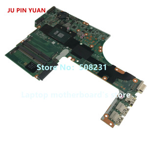 Image 3 - JU PIN YUAN 830931 601 830931 001 كمبيوتر محمول لوحة رئيسية لأجهزة HP ProBook 450 G3 دفتر اللوحة الرئيسية DA0X63MB6H1 i5 6200U اختبارها بالكامل