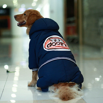 Winter  Fleece Big Dog Jacket