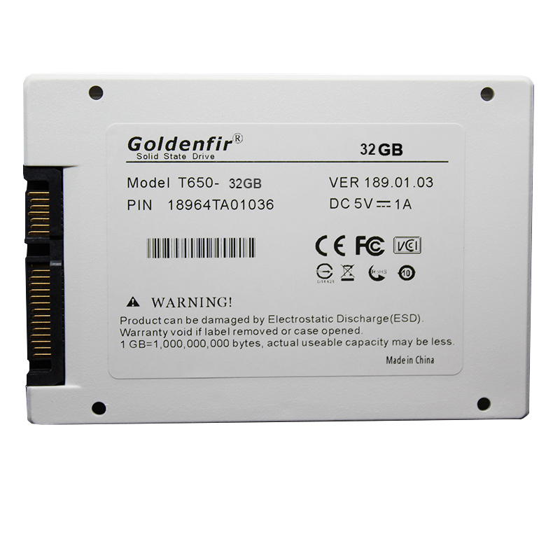 Goldenfir Sataii Ssd Hd 1Tb 360G 480G Solid State Hard Disk 2 5 960G For Laptop