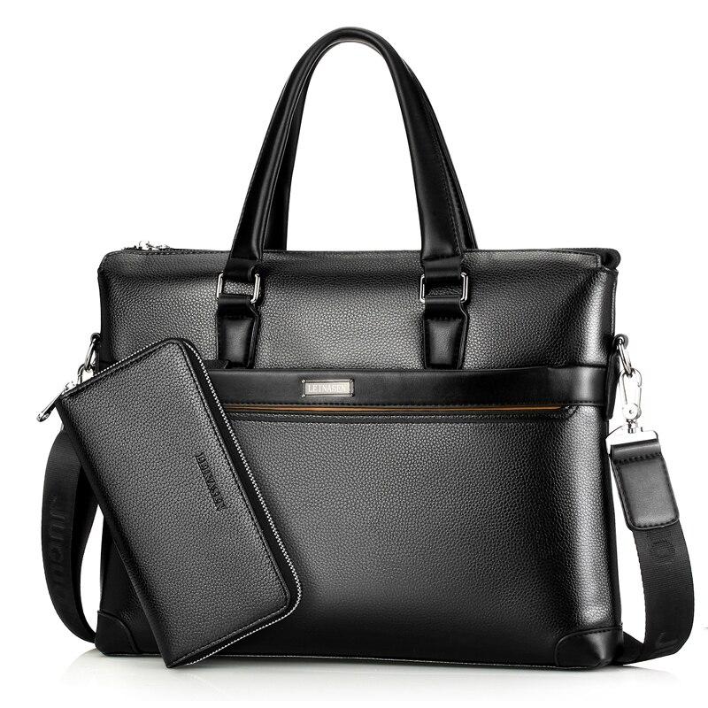 Business Men Bags Laptop Tote Briefcases Male Crossbody Bags Shoulder Handbag High Quality Men s Messenger