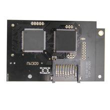 Доска для моделирования оптического привода для DC игровой машины второго поколения Встроенный Бесплатный диск замена для полного нового GDEMU Gam