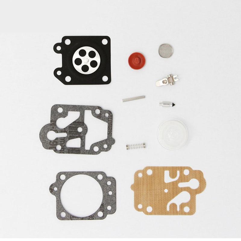 Carburetor Carb Rebuild Repair Kit For For Brushcutter CG260 CG330 CG430 Engine
