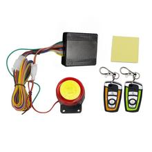 Motorcycle Alarm System Anti-theft Security Alarm Protection Remote Control 150M Universal Scooter Chopper Motor Bike цена в Москве и Питере