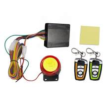 Sepeda Motor Alarm Sistem-Anti-Theft Alarm Perlindungan Remote Control 150M Universal Scooter Helikopter Sepeda Motor(China)