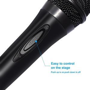 Image 5 - Mới USB Có Dây 3M/9.8ft Tay Cầm Chơi Game Điện Tử sử dụng Micro Cao cấp Hát Karaoke MIC cho Nintend Công Tắc PS4 Wii U XBOX360 PC