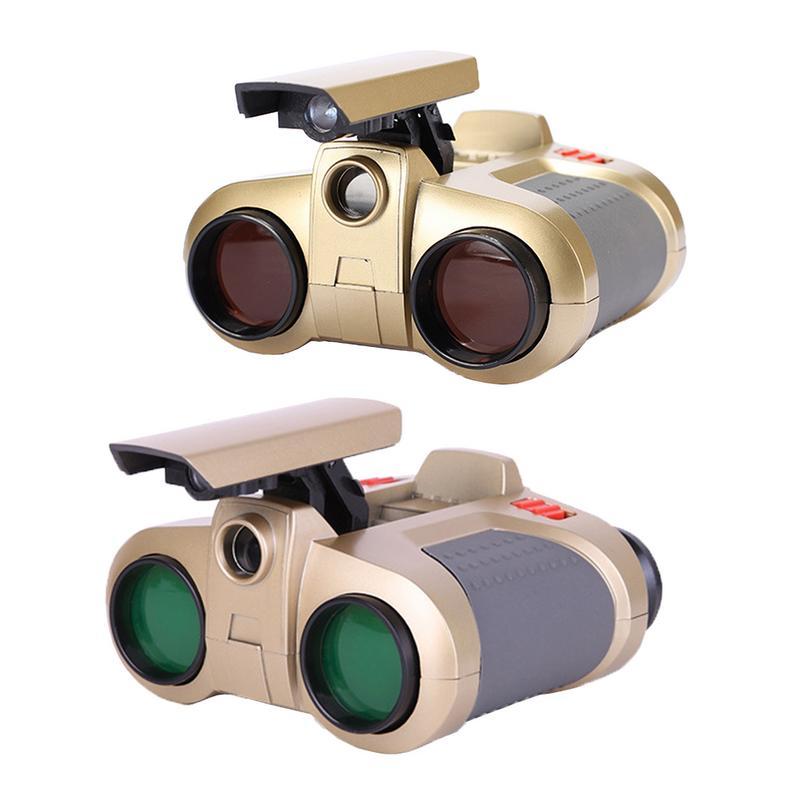 Special Section Folding Binoculars Nitrogen Waterproof Telescope Low Light Night Visions. Complete Arrows Archery