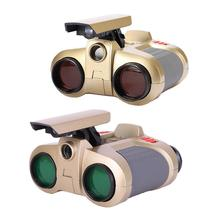 Telescope Outdoor Multi-Function Kids Night Vision Device 4×30 High Power Binoculars With Lights Scope Focusing Auto-Retractable