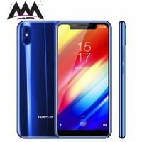 HOMTOM H10 Face ID 4G смартфон Android 8,1 4 Гб + 64 Гб MTK6750T Octa Core сотовые телефоны 3500 мАч 5,85 дюймов полный Экран мобильного телефона