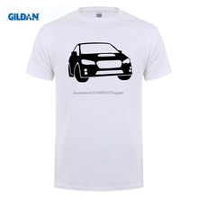GILDAN t shirt Hip-Tope Automotive Logo plus size Comical black men 100% cotton Clothes No buckle