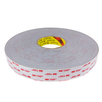 Cut 1 Roll 30mm x 33meter 3M 4926 Tape Double Sided Adhesive Tape 3M Tape thick0.4mm
