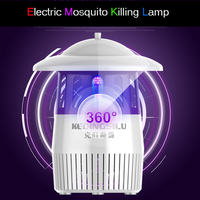 2019 Hot Photocatalyst Mosquito killer lamp Mosquito Repellent Bug Insect light Electronic Pest Control UV Light Killing Lamp