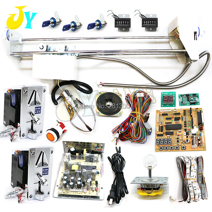 Cheap Price Toy crane machine kit Arcade diy for crane main board game motherboard stainless steel