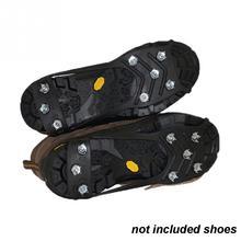 8 гвоздей ледяные поплавки захват для обуви снегоступы противоскользящие ледяные Захваты походные бутсы шипы тяги ледяная обувь с заклепками сцепление