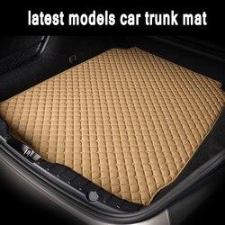ZHAOYANHUA Custom fit maty bagażnika samochodu dla Hyundai i30 ix25 ix35 ix45 samochodu stylizacji dywan na