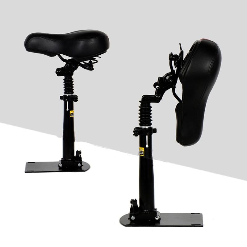 Nouveau siège de Scooter réglable selle pliable siège de Scooter électrique avec amortisseur pour Xiaomi Mijia M365 planche à roulettes électrique