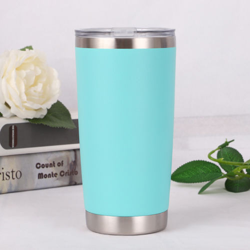 20oz Insulated Coffee Travel Mug Stainless Steel Cup Thermos Tumbler Кубок